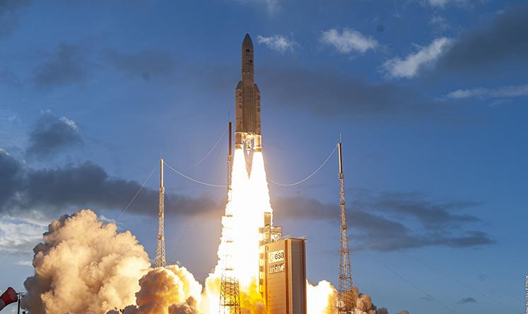 [DIRECT] Lancement d'Ariane 5 - VA255