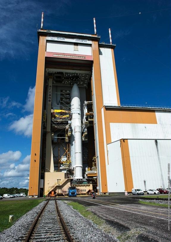 Ariane 5 BAF