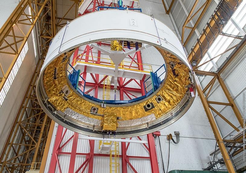 Case à équipements Ariane 5